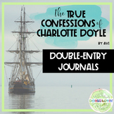 The True Confessions of Charlotte Doyle: Dialectical Journals