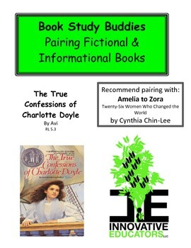 The True Confessions of Charlotte Doyle -  Fictional and Informational Books