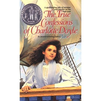 The True Confessions of Charlotte Doyle Novel Study Unit