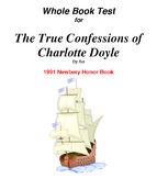 The True Confessions of Charlotte Doyle: Novel Test