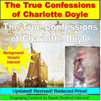 The True Confessions of Charlotte Doyle Lesson PowerPoint