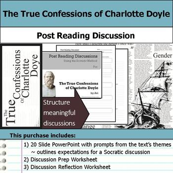 The True Confessions of Charlotte Doyle - Socratic Method - Discussions