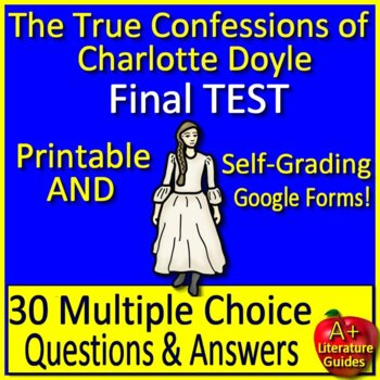 The True Confessions of Charlotte Doyle Test