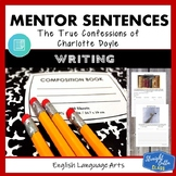 The True Confessions of Charlotte Doyle: Mentor Sentences
