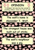 The True Story Of The Three Little Pigs - Fact or Opinion?