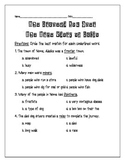 The True Story of Balto Assessment
