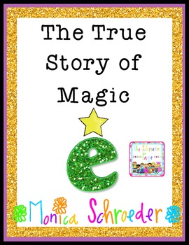 The True Story of Magic E Centers and Video Book!