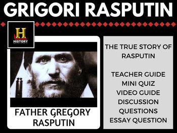 The True Story of Rasputin (Full Documentary) Video Guide