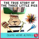 #TEACHERSREMEMBER The True Story of The Three Little Pigs