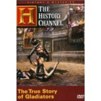 True Story Gladiators-History's Mysteries fill-in-the-blank movie guide & quiz