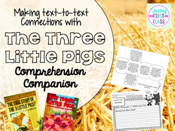 The True Story of the Three Little Pigs: Differentiated Co