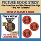 The True Story of the Three Little Pigs - Posters & Badges for ROLE PLAY.