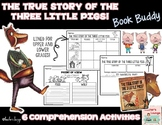 The True Story of the Three Little Pigs Reading Activities