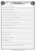 The Truman Show Movie Guide + Extras - Answer Key Included