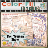 The Truman Show Color-Fill Film Guide Doodle Notes