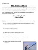 The Truman Show - a hero's journey story