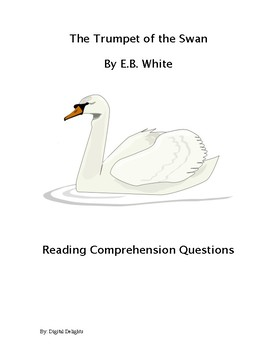 The Trumpet of the Swan Comprehension Questions and Book Test