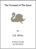 The Trumpet of the Swan - (Reed Novel Studies)