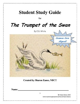 The Trumpet of the Swan Student Study and Response Guide