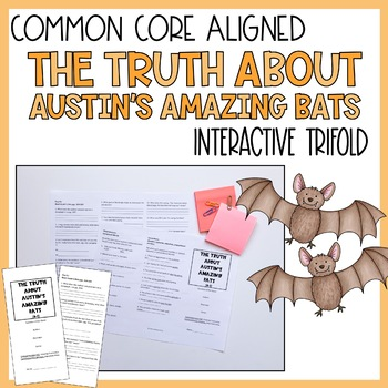 The Truth About Austin's Amazing Bats Trifold (5th Gr. Reading Street 2011 Ed)