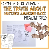 The Truth About Austin's Amazing Bats Trifold (5th Gr. Rea