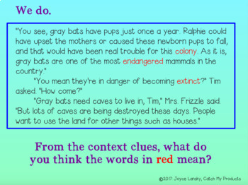 The Truth About Bats:Magic School Bus Reading Lessons Promethean Board