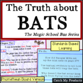 The Truth About Bats Magic School Bus Reading Lessons Promethean Board