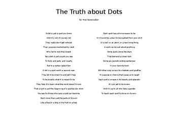 The Truth About Dots