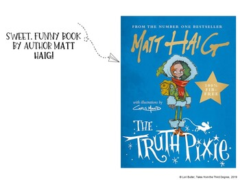 The Truth Pixie Read Aloud Write Along