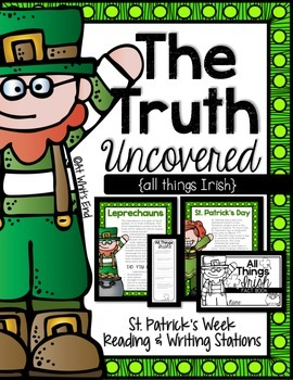 St. Patrick's Day {The Truth Uncovered and All Things Irish!}