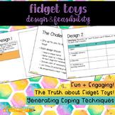 The Truth about Fidget Toys: Design & Feasibility