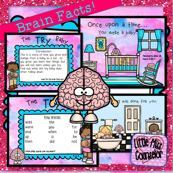 The Try Baby:  Growth Mindset for Little Learners