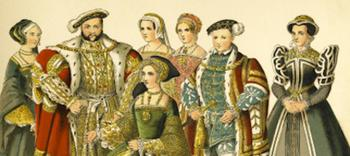 The Tudor Monarchs - 5 comprehensions