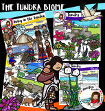 The Tundra Biome- 106 items!