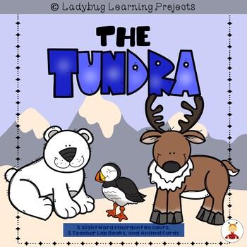 The Tundra Bundle  (2 Sight Word Books, 2 Teacher Lap Books, and Animal Cards)