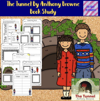 The Tunnel by Anthony Browne
