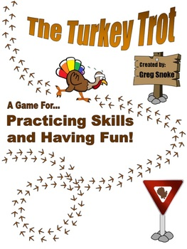 The Turkey Trot Smartboard Accompaniment