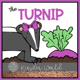 The Turnip by Jan Brett Book Companion