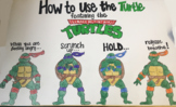 The Turtle (Progressive Muscle Relaxation) Handout