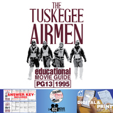 The Tuskegee Airmen Movie Guide | Questions | Worksheet (PG13 - 1995)