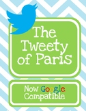 The Tweety of Paris - Treaty of Paris 1783