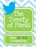 The Tweety of Paris - Treaty of Paris 1783