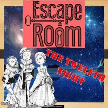The Twelfth Night Escape Room