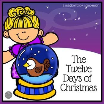 The Twelve Days of Christmas Book Companion