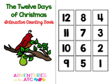 The Twelve Days of Christmas: Interactive Counting Book