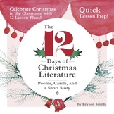 The Twelve Days of Christmas Literature