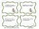 The Twelve Days of Christmas Math Word Problem Task Cards
