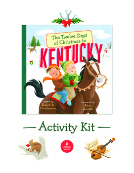 The Twelve Days of Christmas in Kentucky Activity Kit