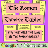 The Twelve Tables: How Fair Were the Laws in the Roman Empire? Differentiated!