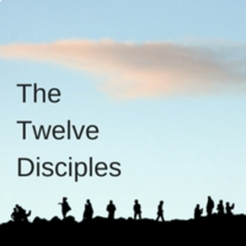 Bible Song: The Twelve disciples